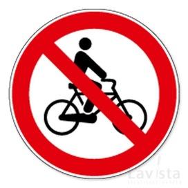 picrogrammenshop verboden te fietsten