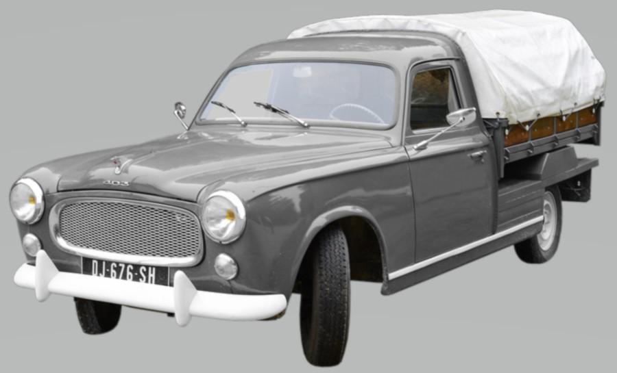 De geschiedenis van Peugeot