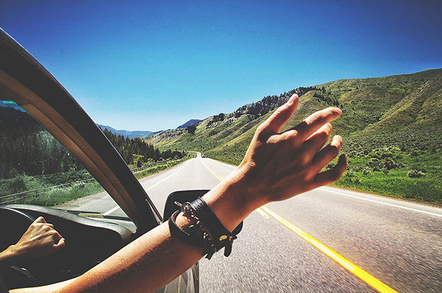 Tips voor road trips