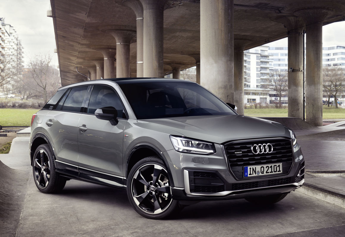De ins and outs over de Audi Q2