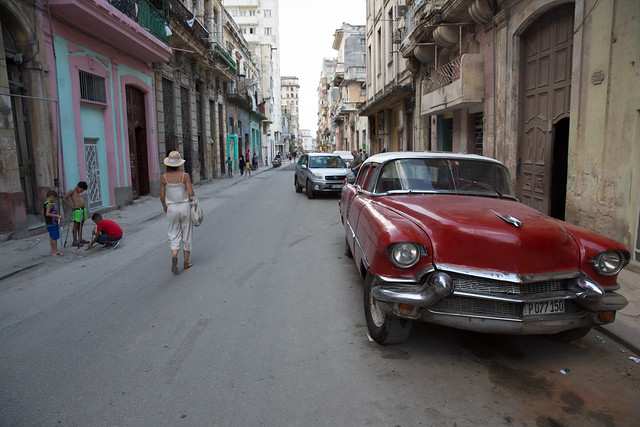 Cubaanse droomauto's